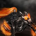 thumbs female ghost rider
