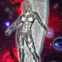 thumbs female silver surfer