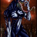 thumbs female venom