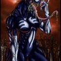 thumbs female venom