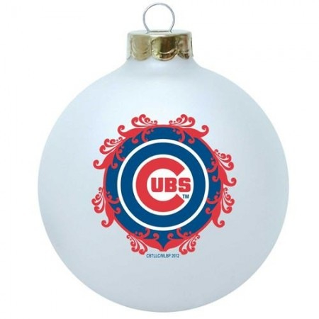 Cubs Christmas Ornaments.Five Holiday Gifts For Chicago Cubs Fans