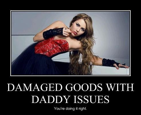 girls with daddy problems