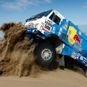 APTOPIX Chile Dakar Rally