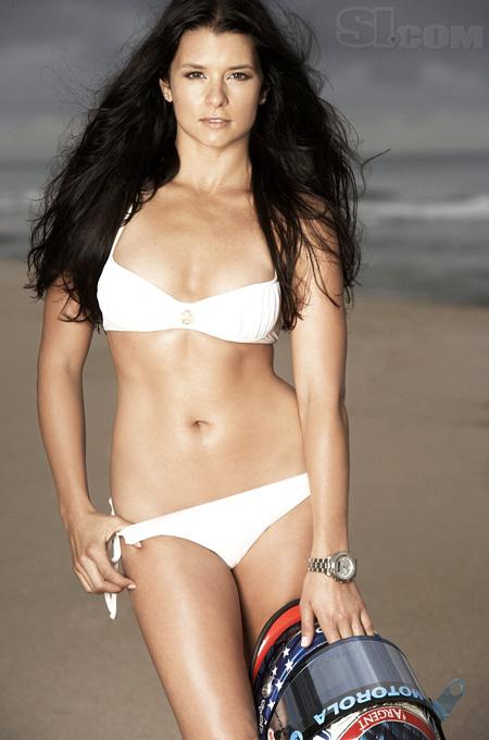 Sports Illustrated Danica Bikini Pics
