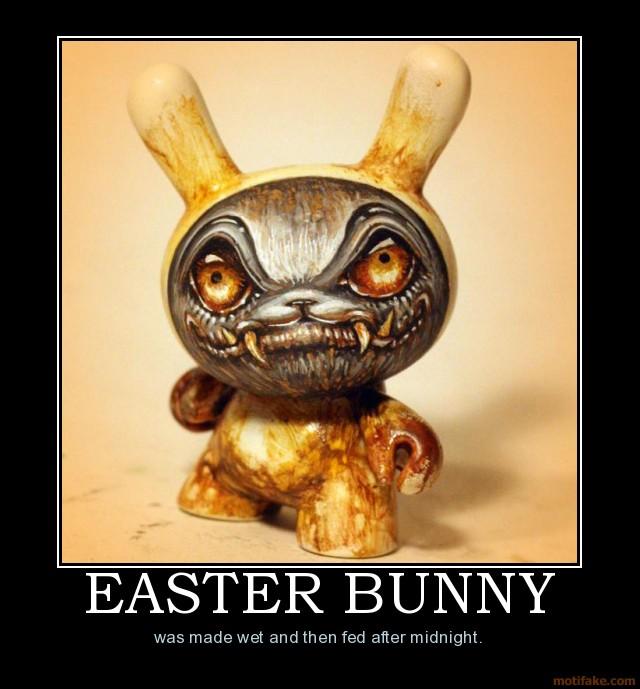 Happy De-motivational Easter