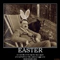 thumbs easter demotivational poster 1203055874