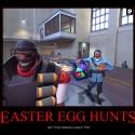 thumbs tf2 demotivator   easter egg hunts
