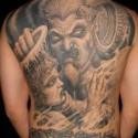 thumbs devil tattoo 5