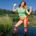 thumbs diora baird maxim golf 17