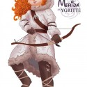 thumbs merida ygritte