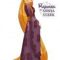 rapunzel-sansa-stark