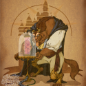 thumbs disney steampunk  beast by mecaniquefairy d3iqg78