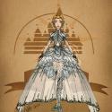 disney_steampunk__cinderella_by_mecaniquefairy-d79tgkf
