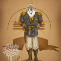 thumbs disney steampunk  king triton by mecaniquefairy d5xnjk5