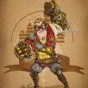 disney_steampunk__mr_incredible_by_mecaniquefairy-d79au9d