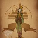 disney_steampunk__mulan_by_mecaniquefairy-d4begsf