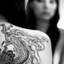 thumbs dragon tattoo 018