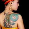 thumbs dragon tattoo 036