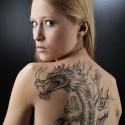 thumbs dragon tattoo 049