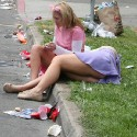 thumbs passed out drunk chicks 36