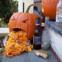 thumbs drunk pumpkin2010
