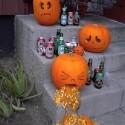 thumbs drunk pumpkin 2
