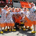 thumbs dutch fans 18