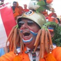 thumbs dutch fans 23