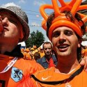 thumbs dutch fans 33
