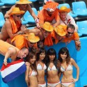 thumbs dutch fans 35