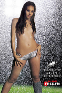 44 Hottest Philadelphia Eagles Cheerleaders & Sexy