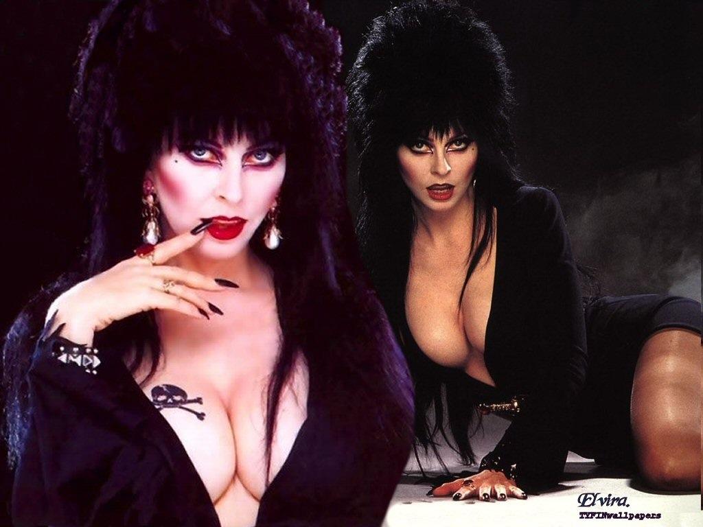 Elvira mistress of the dark nude photos 973