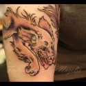 thumbs Falkor Tattoo by elize