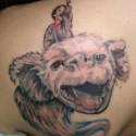 thumbs falcor by johnny love tattoo 39042