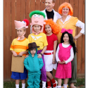 thumbs family costumes 50