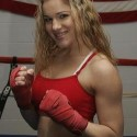 thumbs felice herrig fight girl thumb