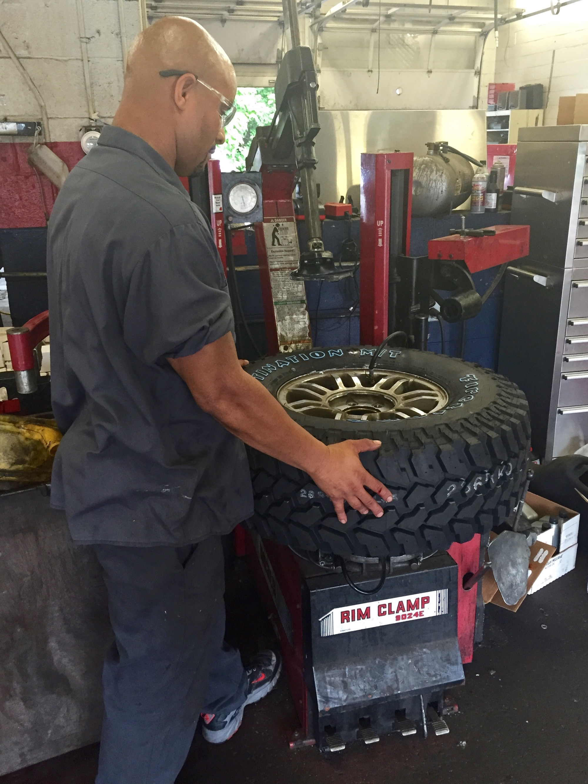 Off-Road with Firestone Destination M/T Tires