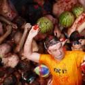 Spain Fiesta Tomatina