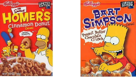 Forgotten Flakes Sugary Cereals From The Past