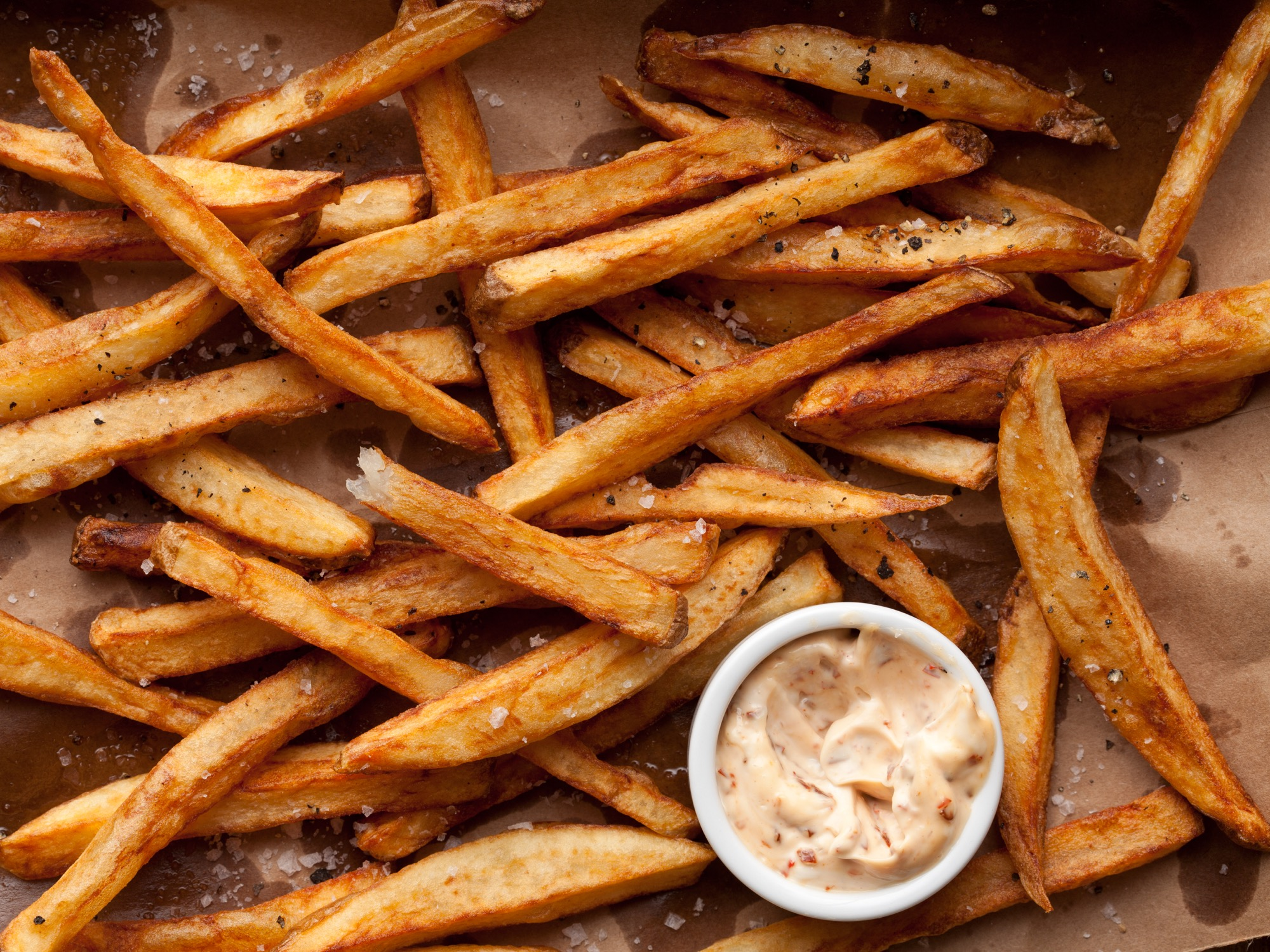French Fry Food Porn