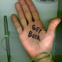 thumbs funny beer photo 00