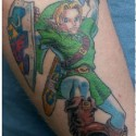 thumbs gamer tattoos 009