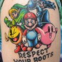 gamer-tattoos