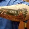 thumbs gamer tattoos 034