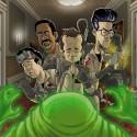 thumbs ghostbusters fan art 007