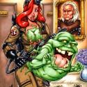 thumbs ghostbusters fan art 008
