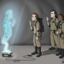 thumbs ghostbusters fan art 017