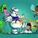 thumbs ghostbusters fan art 021