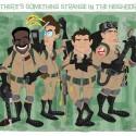 thumbs ghostbusters fan art 069