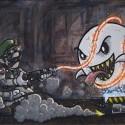 thumbs ghostbusters fan art 097